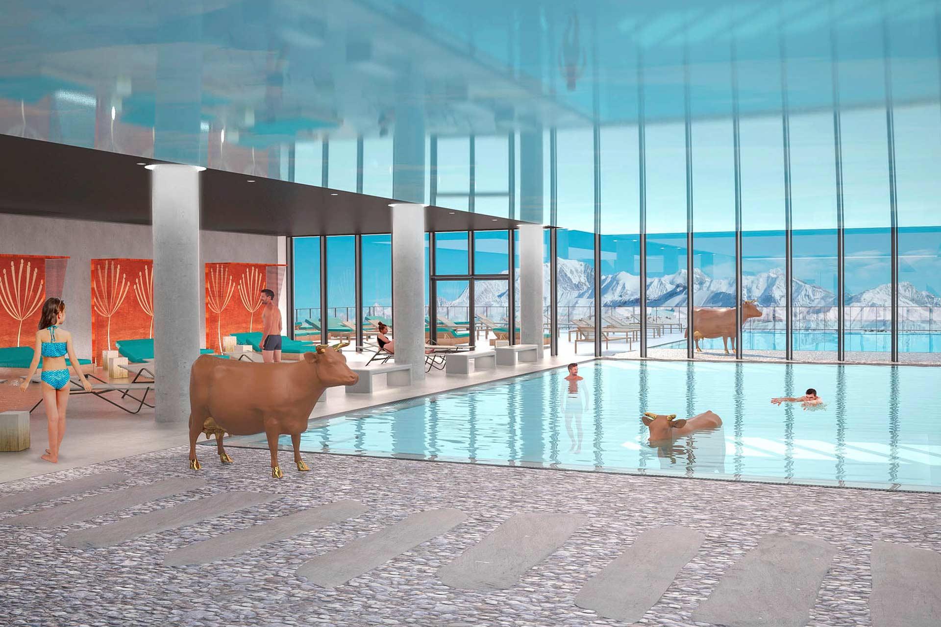 Le Club Med à la Rosière